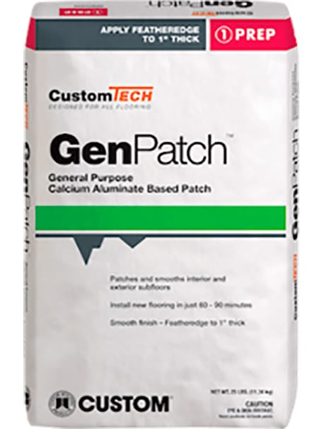 Custom Genpatch