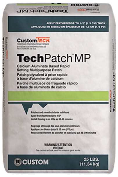 Custom Tech Patch MP