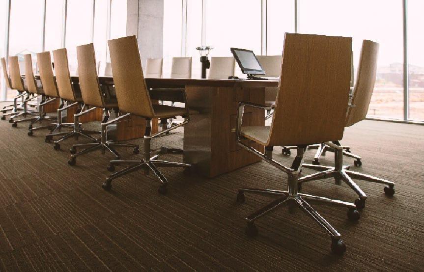 piso para oficinas