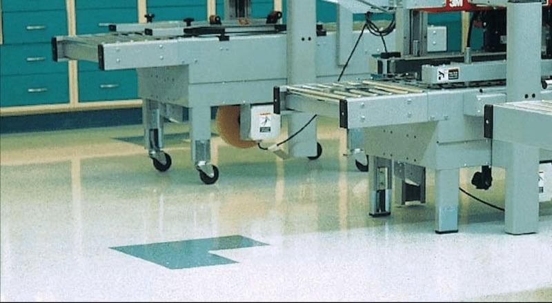 desco aplicación piso conductivo