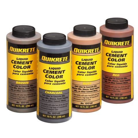 Liquid Cement Color Quikrete