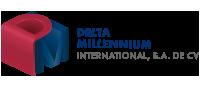 Delta Millennium Logo