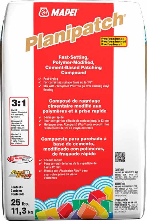 Planipatch de Mapei