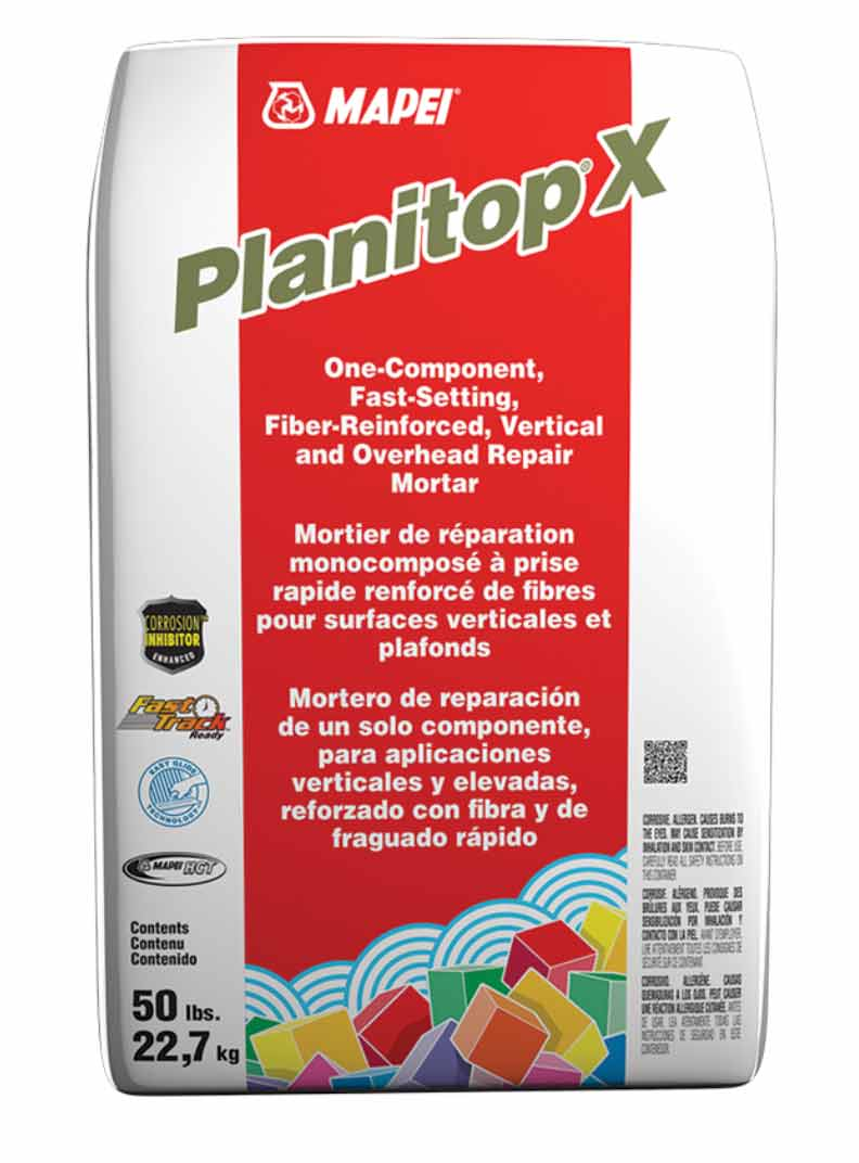 Planitop X