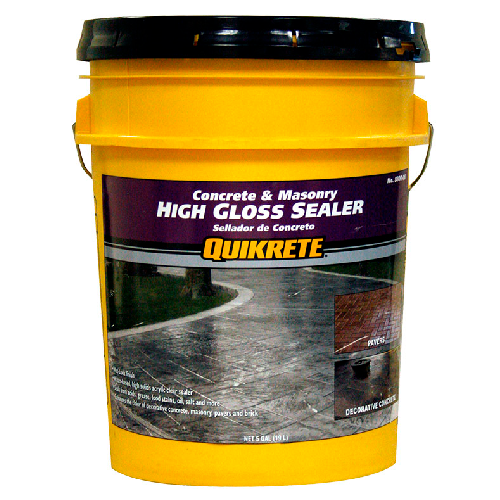 Quikrete High Gloss Sealer