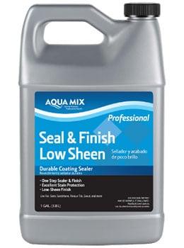 CUSTOM Seal Finish Low Sheen