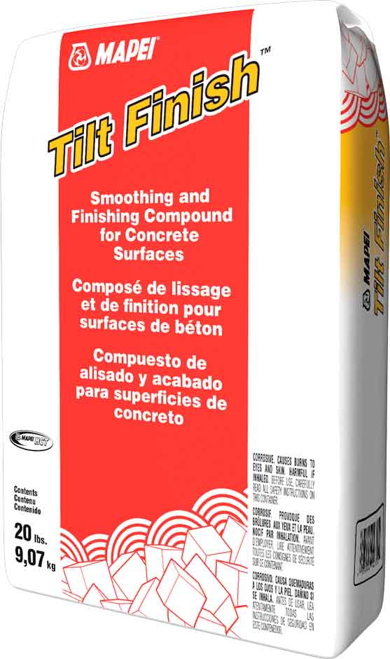 MAPEI Tilt Finish