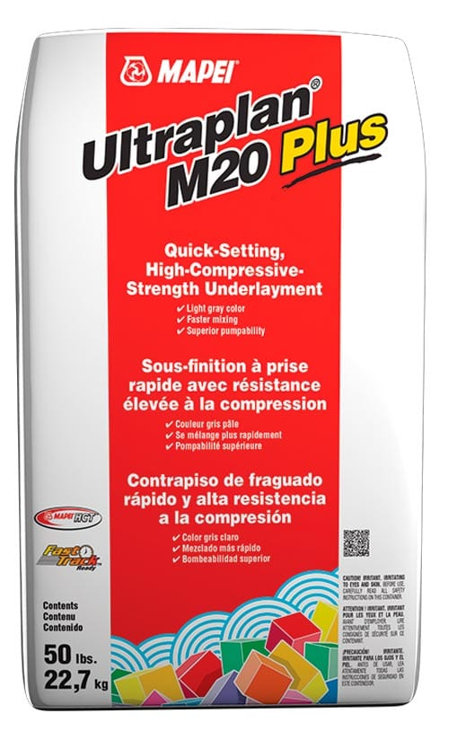 mapei ultraplan m20 plus